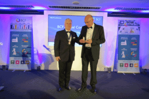 UK coatings industry leader recognised at BCF Annual Conference