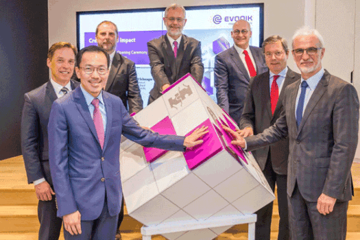 Evonik opens research hub in Singapore